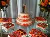 Casamento realizado no Recanto Naffer 3
